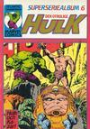Cover for Hulk album (Atlantic Förlags AB, 1979 series) #6