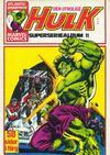 Cover for Hulk album (Atlantic Förlags AB, 1979 series) #11