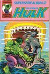 Cover for Hulk album (Atlantic Förlags AB, 1979 series) #12