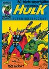 Cover for Hulk pocket (Atlantic Förlags AB, 1979 series) #4