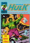 Cover for Hulk pocket (Atlantic Förlags AB, 1979 series) #6