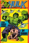 Cover for Hulk extra sommarläsning (Atlantic Förlags AB, 1984 series)
