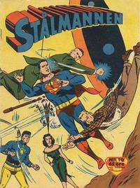 Cover Thumbnail for Stålmannen (Centerförlaget, 1949 series) #10/1960