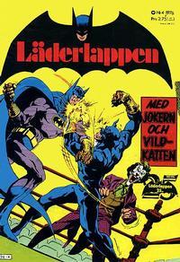 Cover Thumbnail for Läderlappen (Williams Förlags AB, 1969 series) #4/1976