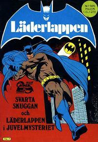 Cover Thumbnail for Läderlappen (Williams Förlags AB, 1969 series) #7/1976