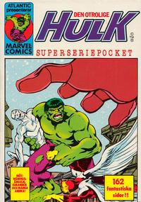 Cover Thumbnail for Hulk pocket (Atlantic Förlags AB, 1979 series) #5