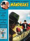 Cover for Mandrake - Albi del Vascello - Serie cronologica (Edizioni Fratelli Spada, 1972 series) #50