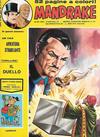 Cover for Mandrake - Albi del Vascello - Serie cronologica (Edizioni Fratelli Spada, 1972 series) #41