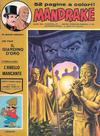 Cover for Mandrake - Albi del Vascello - Serie cronologica (Edizioni Fratelli Spada, 1972 series) #43