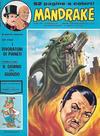 Cover for Mandrake - Albi del Vascello - Serie cronologica (Edizioni Fratelli Spada, 1972 series) #42
