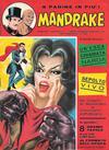 Cover for Mandrake - Albi del Vascello - Serie cronologica (Edizioni Fratelli Spada, 1972 series) #28