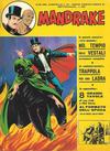 Cover for Mandrake - Albi del Vascello - Serie cronologica (Edizioni Fratelli Spada, 1972 series) #2
