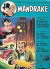 Cover for Mandrake - Albi del Vascello - Serie cronologica (Edizioni Fratelli Spada, 1972 series) #4
