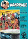Cover for Mandrake - Albi del Vascello - Serie cronologica (Edizioni Fratelli Spada, 1972 series) #6