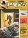 Cover for Mandrake - Albi del Vascello - Serie cronologica (Edizioni Fratelli Spada, 1972 series) #39