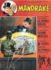 Cover for Mandrake - Albi del Vascello - Serie cronologica (Edizioni Fratelli Spada, 1972 series) #1