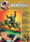 Cover for Mandrake - Albi del Vascello - Serie cronologica (Edizioni Fratelli Spada, 1972 series) #7