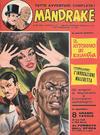 Cover for Mandrake - Albi del Vascello - Serie cronologica (Edizioni Fratelli Spada, 1972 series) #40