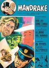 Cover for Mandrake - Albi del Vascello - Serie cronologica (Edizioni Fratelli Spada, 1972 series) #10