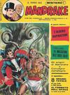 Cover for Mandrake - Albi del Vascello - Serie cronologica (Edizioni Fratelli Spada, 1972 series) #33
