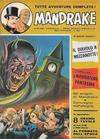 Cover for Mandrake - Albi del Vascello - Serie cronologica (Edizioni Fratelli Spada, 1972 series) #31