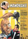 Cover for Mandrake - Albi del Vascello - Serie cronologica (Edizioni Fratelli Spada, 1972 series) #19