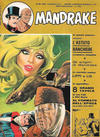Cover for Mandrake - Albi del Vascello - Serie cronologica (Edizioni Fratelli Spada, 1972 series) #15