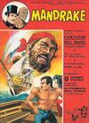 Cover for Mandrake - Albi del Vascello - Serie cronologica (Edizioni Fratelli Spada, 1972 series) #16