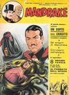 Cover for Mandrake - Albi del Vascello - Serie cronologica (Edizioni Fratelli Spada, 1972 series) #17