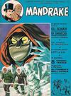 Cover for Mandrake - Albi del Vascello - Serie cronologica (Edizioni Fratelli Spada, 1972 series) #14