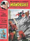 Cover for Mandrake - Albi del Vascello - Serie cronologica (Edizioni Fratelli Spada, 1972 series) #44