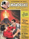 Cover for Mandrake - Albi del Vascello - Serie cronologica (Edizioni Fratelli Spada, 1972 series) #27