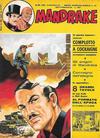 Cover for Mandrake - Albi del Vascello - Serie cronologica (Edizioni Fratelli Spada, 1972 series) #21
