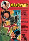 Cover for Mandrake - Albi del Vascello - Serie cronologica (Edizioni Fratelli Spada, 1972 series) #8