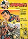 Cover for Mandrake - Albi del Vascello - Serie cronologica (Edizioni Fratelli Spada, 1972 series) #9