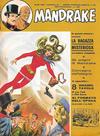 Cover for Mandrake - Albi del Vascello - Serie cronologica (Edizioni Fratelli Spada, 1972 series) #23