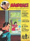 Cover for Mandrake - Albi del Vascello - Serie cronologica (Edizioni Fratelli Spada, 1972 series) #5