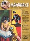 Cover for Mandrake - Albi del Vascello - Serie cronologica (Edizioni Fratelli Spada, 1972 series) #11