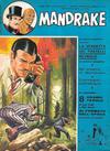 Cover for Mandrake - Albi del Vascello - Serie cronologica (Edizioni Fratelli Spada, 1972 series) #22