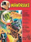 Cover for Mandrake - Albi del Vascello - Serie cronologica (Edizioni Fratelli Spada, 1972 series) #24