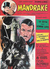 Cover for Mandrake - Albi del Vascello - Serie cronologica (Edizioni Fratelli Spada, 1972 series) #36