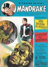 Cover for Mandrake - Albi del Vascello - Serie cronologica (Edizioni Fratelli Spada, 1972 series) #26