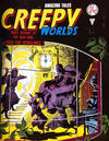 Cover for Creepy Worlds (Alan Class, 1962 series) #124