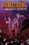 Cover for Armstrong and the Vault of Spirits (Valiant Entertainment, 2018 series) #1 [Cover C - Ryan Bodenheim]