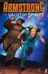 Cover for Armstrong and the Vault of Spirits (Valiant Entertainment, 2018 series) #1 [Cover D - Clayton Henry]