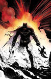 Cover for Dark Nights: Metal (DC, 2017 series) #1 [ComicSketchArt Greg Capullo Color Fade Virgin Cover]