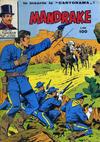 Cover for Mandrake - Il Vascello [Series Two] (Edizioni Fratelli Spada, 1967 series) #108