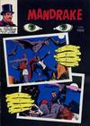 Cover for Mandrake - Il Vascello [Series Two] (Edizioni Fratelli Spada, 1967 series) #71