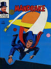 Cover for Mandrake - Il Vascello [Series Two] (Edizioni Fratelli Spada, 1967 series) #79