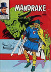 Cover for Mandrake - Il Vascello [Series Two] (Edizioni Fratelli Spada, 1967 series) #88